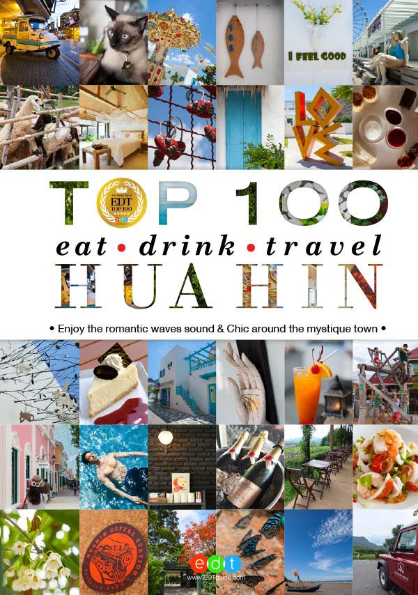 TOP 100 Eat Drink Travel Hua Hin (PDF)